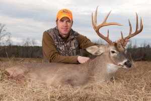 Whitetail Deer Hunting in Alabama