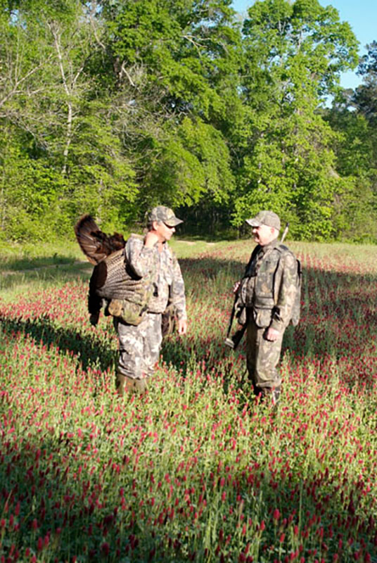 Memorable Turkey Hunting Experience in Alabama