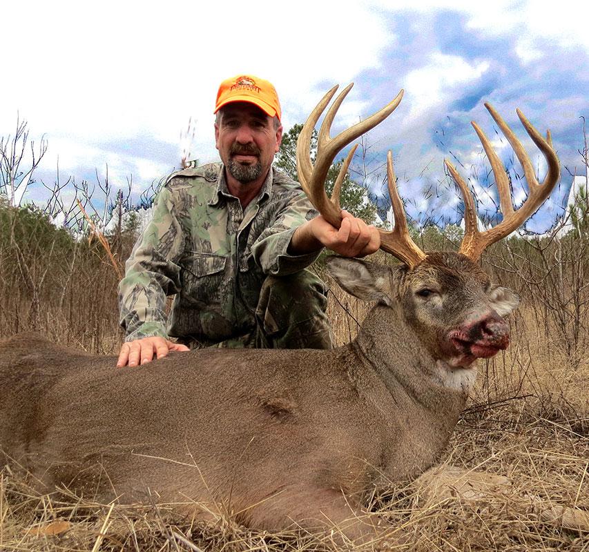 Free Range Deer Hunting